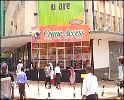 Crane forex bureau uganda exchange rates